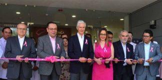 Inaugurán en Coacalco unidad de detección y diagnóstico de cáncer de mama