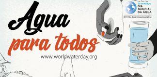 Día Mundial del Agua 2019... Agua para todos