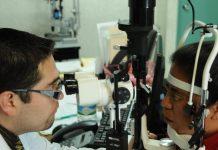En el Hospital Mexiquense de la Salud Visual brindan atención especializada de glaucoma