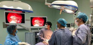 En el ISSEMyM desarrollan una innovadora técnica quirúrgica de mínima invasión