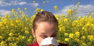 Alerta por nuevos alérgenos debido a una elevada concentración de polen