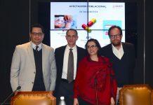 Secretaría de Salud exhorta a vacunarse contra la influenza a población en riesgo