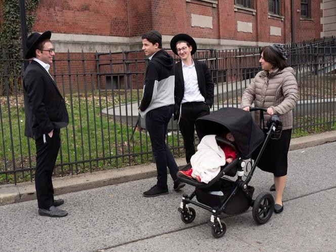 Judíos ortodoxos de Nueva York rechazan la vacuna contra el sarampión