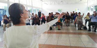 Con baile tratan los síntomas de Parkinson en el Hospital General