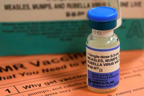 Brote de sarampión en Estados Unidos empeora