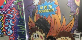 Museo itinerante acerca mensaje a niños para evitar quemaduras