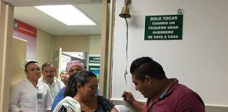 Médicos del IMSS practican cesárea de emergencia a mujer en coma y salvan a su bebé