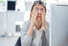 Consejos para cuidar tus ojos durante el home office