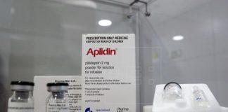 Aplidina, el medicamento que compite con el remdesivir ante el coronavirus