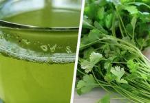 Agua de cilantro en ayuno, aliada para acelerar el metabolismo