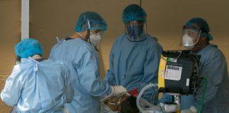 10% de los infectados de Covid-19 son personal de salud: OMS