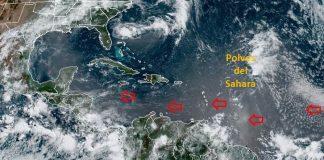 Especialista del IPN advierte que podría registrarse nueva nube de polvo del Sahara en los próximos meses