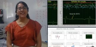 Egresada del IPN desarrolló un dispositivo capaz de detectar las fallas cardiacas