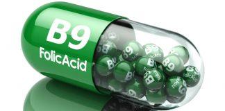 ¿Por qué es tan importante la vitamina B9 o ácido fólico?