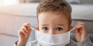 OMS dice que los menores de 5 años no deben usar cubrebocas ¿Por qué?