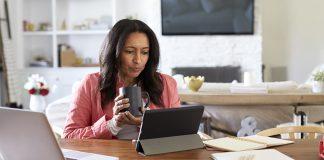 ¿Cómo controlar tu peso durante el trabajo en casa?