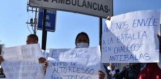 Por qué afirman que México tiene más muertes en personal médico por Covid-19