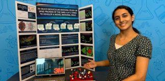 Joven de 14 años desarrolla tratamiento que podría combatir al covid-19