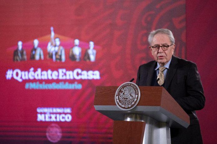 La epidemia de COVID-19 está en control, asegura el secretario Jorge Alcocer Varela