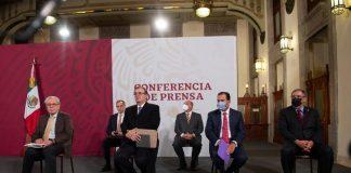 Gobierno de México amplía convenio con hospitales privados