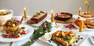 Haz tu cena de Navidad más saludable