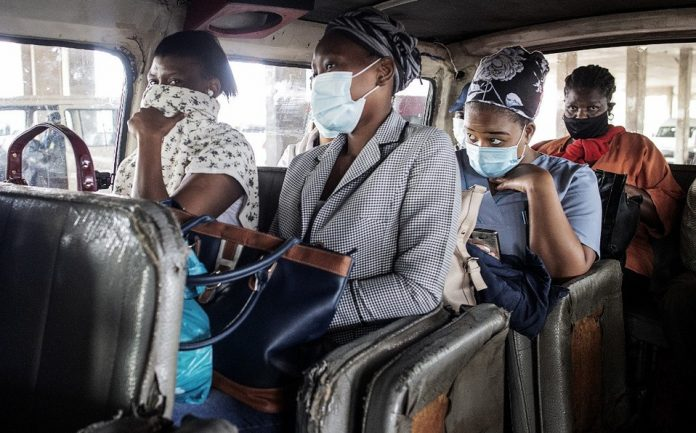 Hallan nueva variante de coronavirus en Sudáfrica