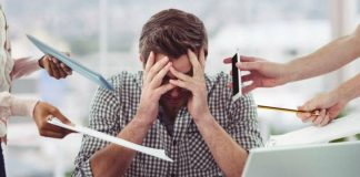 ¡Cuidado! El estrés laboral en hipertensos triplica la mortalidad