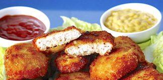 Profeco advierte que solo el 20% los nuggets de pollo es carne