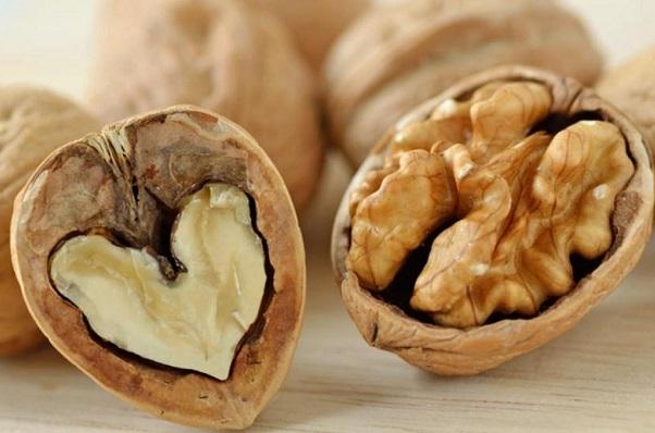 Las nueces tienen un importante poder metabólico