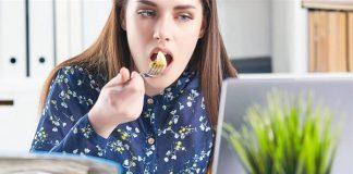 Los alimentos y el horario de consumo repercuten en la productividad laboral