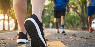 Este el número de pasos recomendados para caminar al día