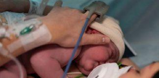 Las madres con COVID-19 transfieren anticuerpos a sus bebés