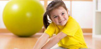 Importancia del ejercicio en el desarrollo de los niños