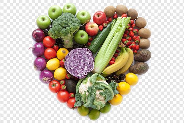Dieta saludable ayuda a reducir el riesgo de daño cardíaco