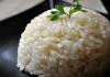Encuentran vínculo en el arroz blanco y la diabetes tipo 2