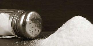El consumo excesivo de sodio es letal para la salud