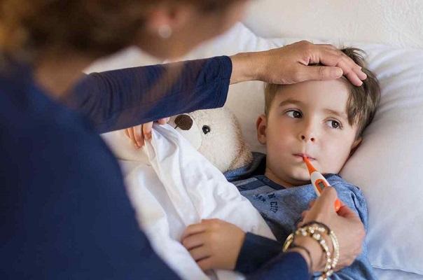 la infancia es la etapa más frecuente de enfermedades infecciosas