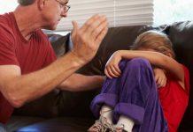 Nalguear a los hijos puede derivar en alcoholismo